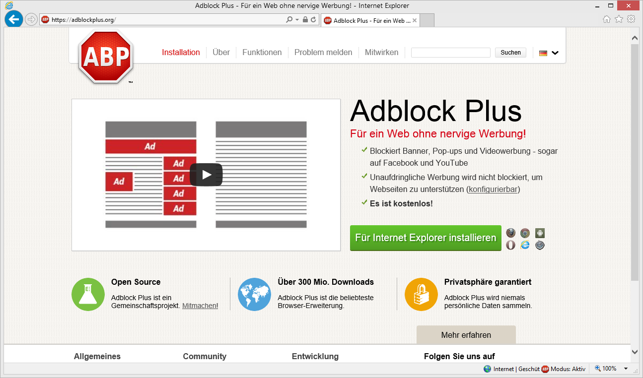 how to turn on adblock on chrome 3
