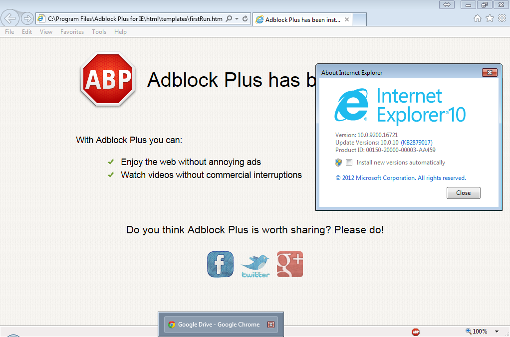 Top Five Adblock Internet Explorer 11 Download - Circus